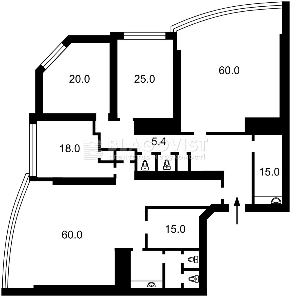 Квартира H-49857, Кловський узвіз, 7, Київ - Фото 5