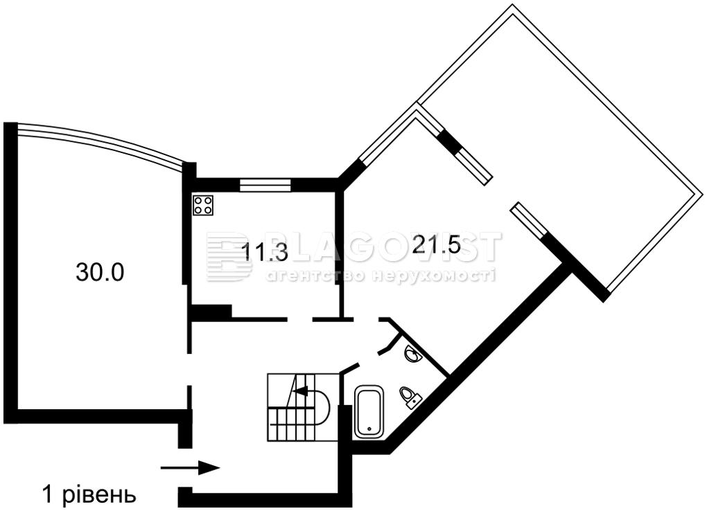 Квартира F-44830, Симоненко, 5а, Киев - Фото 5