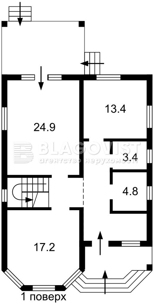 Дом C-108812, Вита-Почтовая - Фото 3