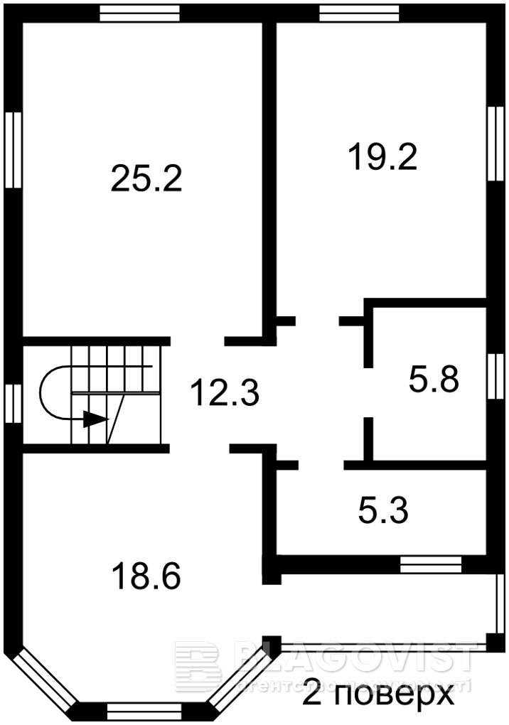 Дом C-108812, Вита-Почтовая - Фото 4