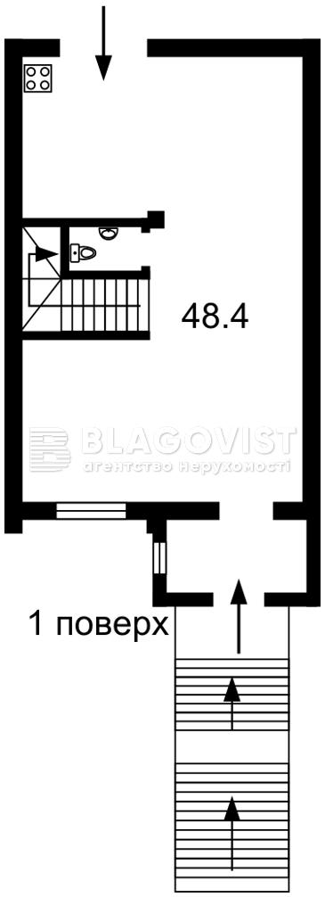 Дом A-112220, Степная, Ходосовка - Фото 4