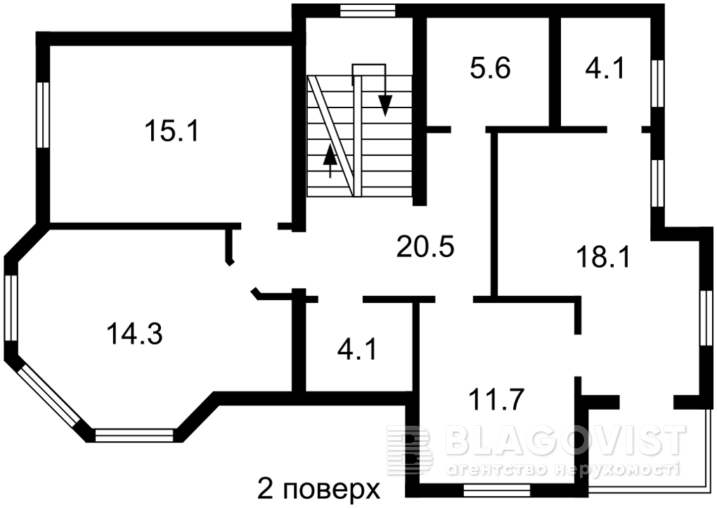 Дом M-38866, Белогородка - Фото 4