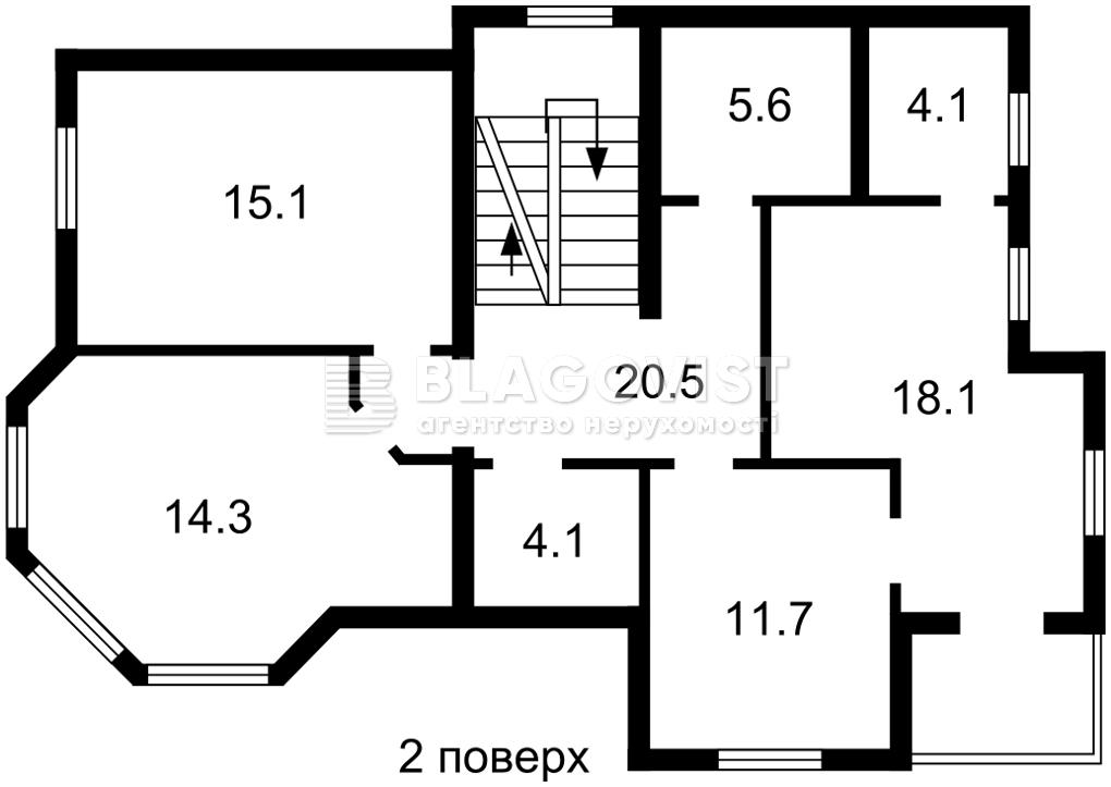 Дом M-38864, Белогородка - Фото 4