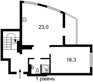 Квартира Харьковское шоссе, 188, Киев, Z-342579 - Фото2