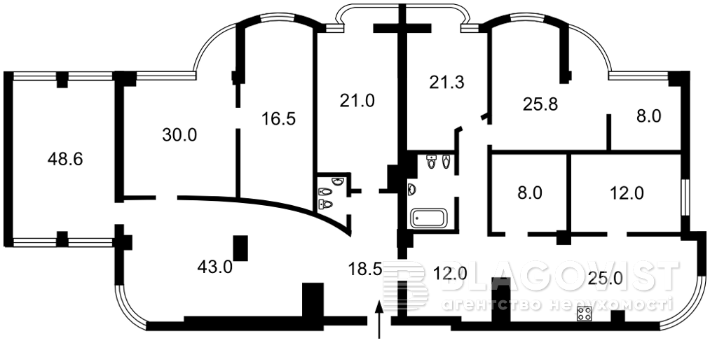 Квартира A-112068, Зверинецкая, 59, Киев - Фото 5