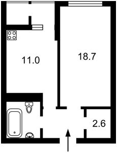 Квартира F-44870, Бендукидзе Кахи, 2, Киев - Фото 6