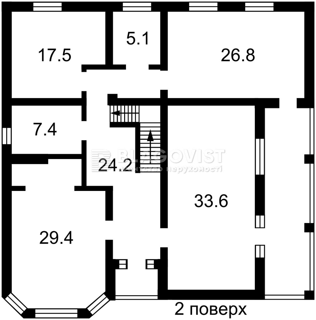 Дом R-38782, Институтская, Буча (город) - Фото 7
