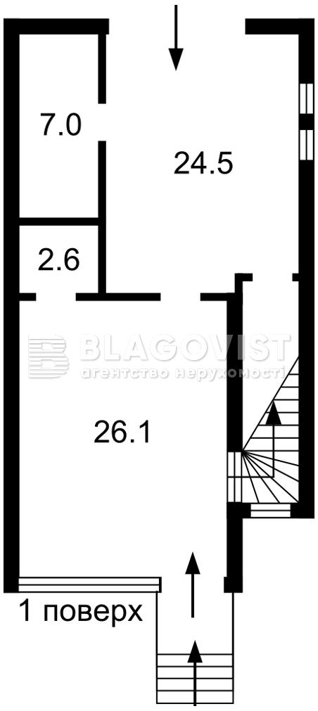 Дом P-29654, Новая, Козин (Конча-Заспа) - Фото 5