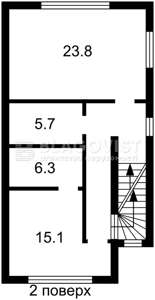 Дом P-29654, Новая, Козин (Конча-Заспа) - Фото 6