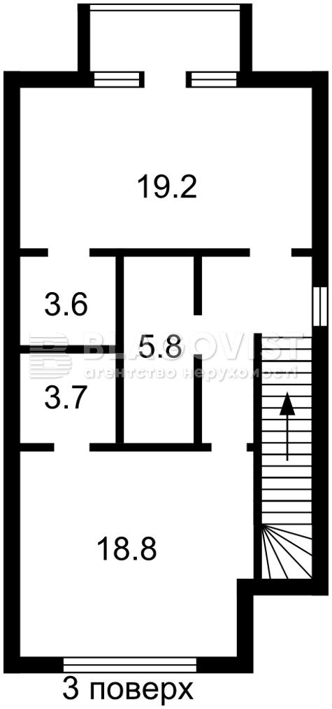 Дом P-29654, Новая, Козин (Конча-Заспа) - Фото 7