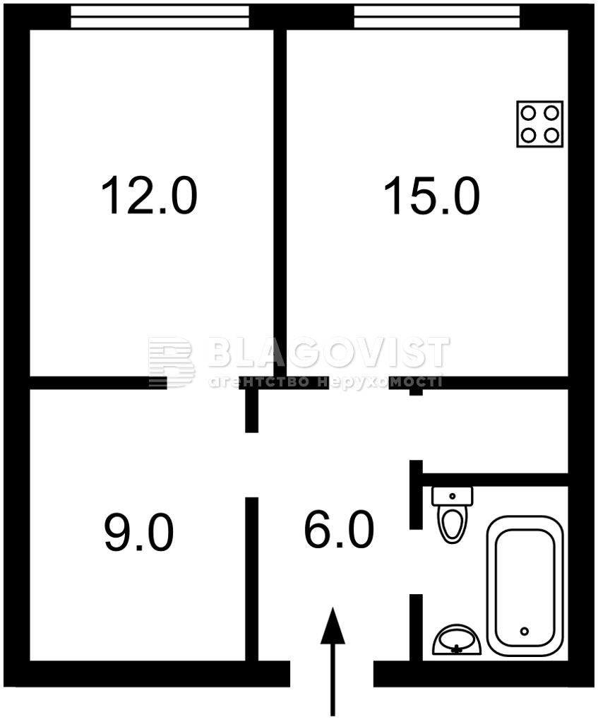 Квартира R-38832, Жилянская, 68, Киев - Фото 5