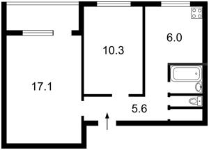 Квартира E-40965, Булаховского Академика, 30а, Киев - Фото 2