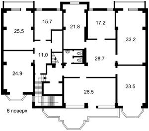 Нежилое помещение, Франко Ивана, Киев, E-40949 - Фото 7