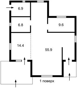 Дом Кобылянской Ольги, Нове, E-41002 - Фото2