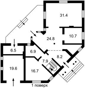 Дом Петрушки, C-109361 - Фото 2