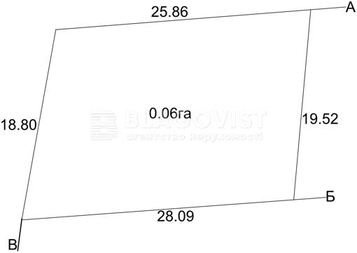 Земельный участок, H-50064