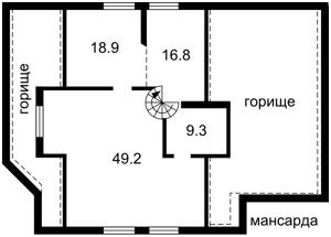 Будинок Старокиївська, Козин (Конча-Заспа), F-44938 - Фото 5