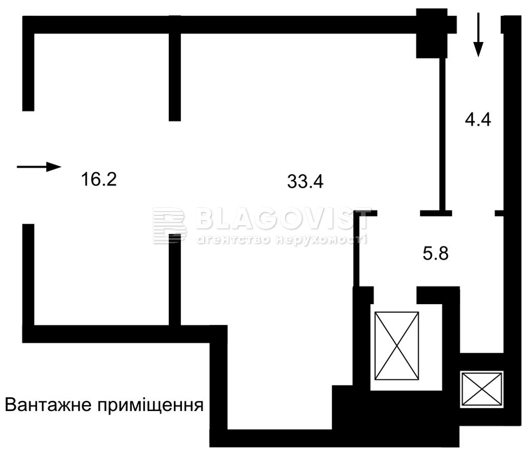 Нежитлове приміщення, C-109381, Саперне поле, Київ - Фото 8