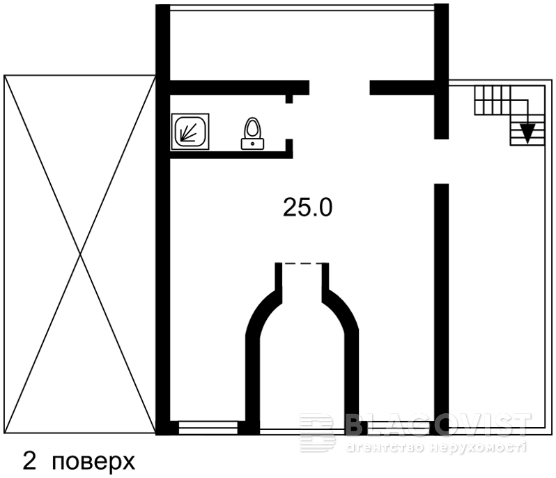 Дом I-29809, Витянская, Круглик - Фото 2