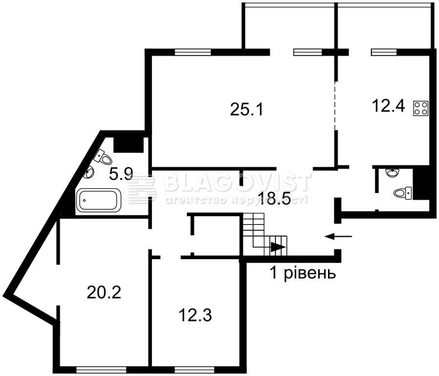 Квартира C-109398, Харьковское шоссе, 56, Киев - Фото 6