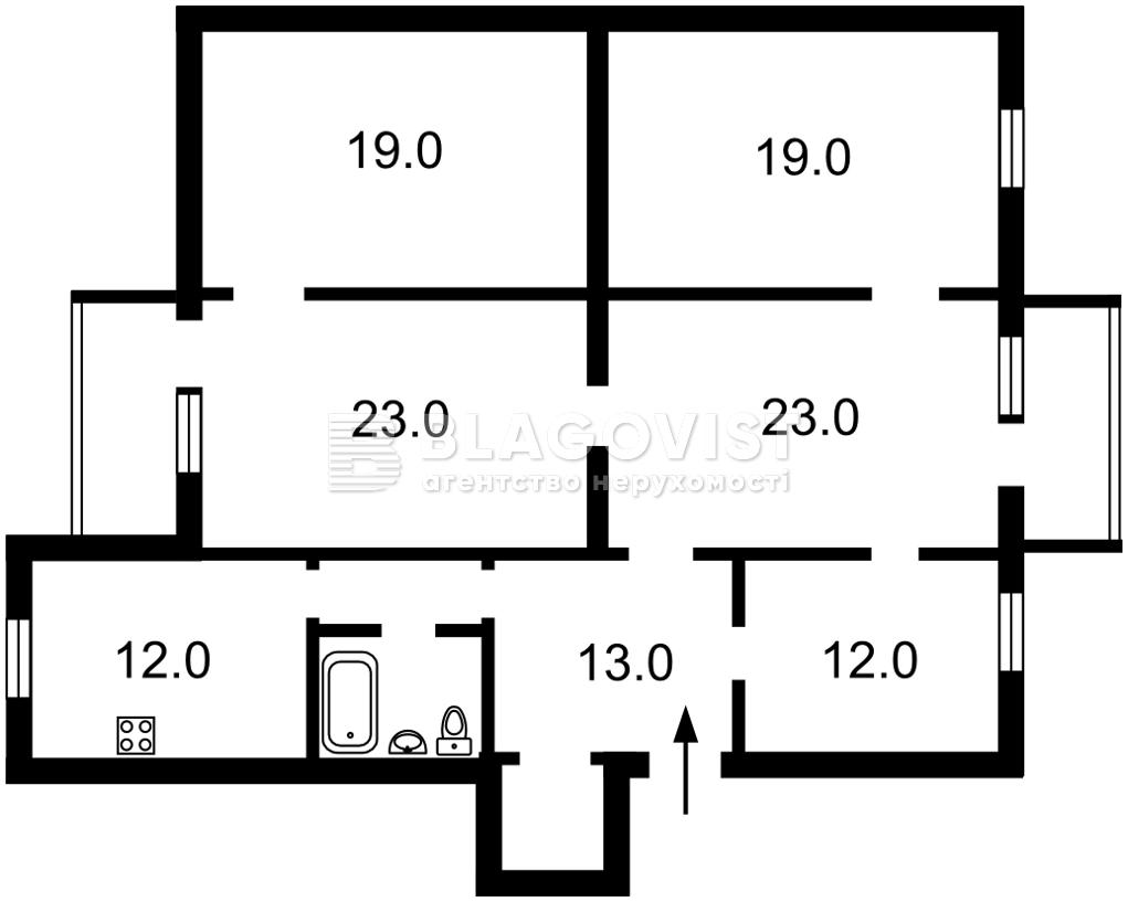 Квартира C-109403, Ярославов Вал, 21є, Киев - Фото 5