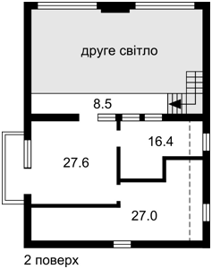 Будинок Стоянка, R-39205 - Фото 2