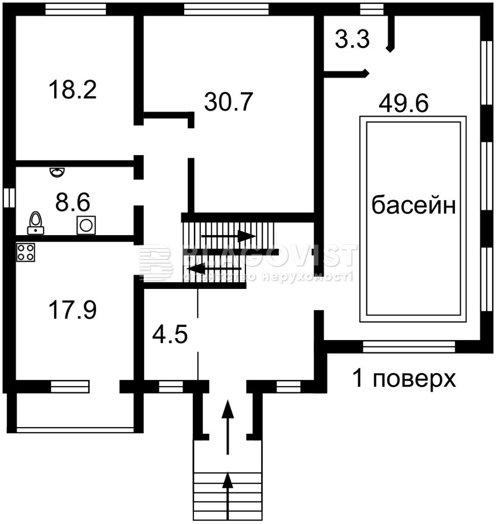Дом M-38852, Фастовская, Глеваха - Фото 5