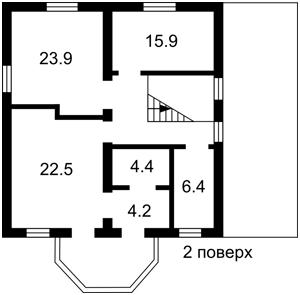 Будинок Соснова, Гора, N-14588 - Фото 2