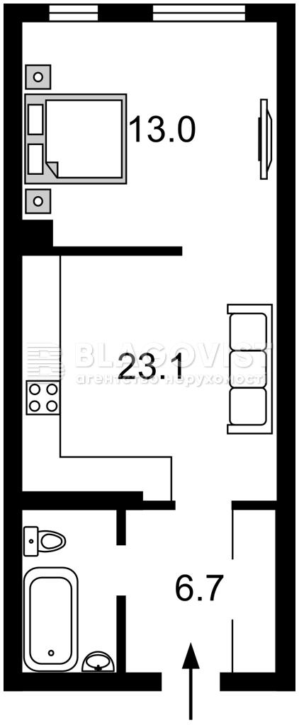 Квартира H-50205, Центральная, 19, Киев - Фото 3