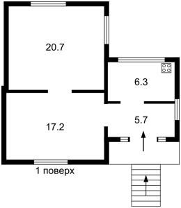 Дом F-45047, Елочная, Киев - Фото 6