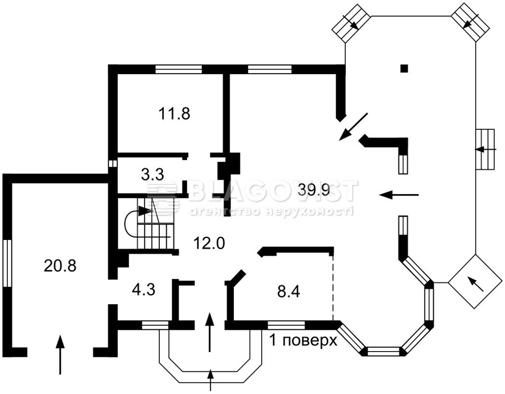 Дом C-109536, Романков - Фото 3