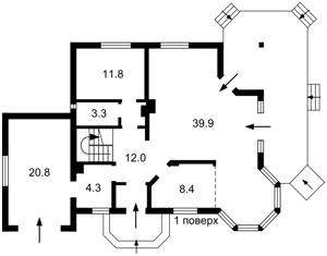 Дом Романков, C-109536 - Фото 2