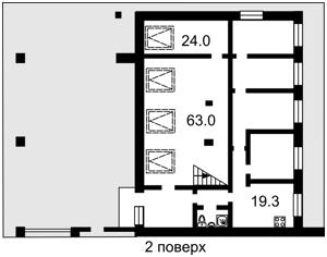 Будинок Лебедівка (Вишгородський), R-39620 - Фото 2