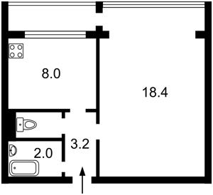 Квартира R-39649, Оболонский просп., 5, Киев - Фото 4