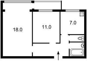 Квартира Z-782346, Правды просп., 92, Киев - Фото 3