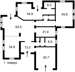 Дом Ленина, Бзов, A-112397 - Фото 2