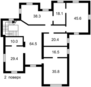 Дом Ленина, Бзов, A-112397 - Фото 3
