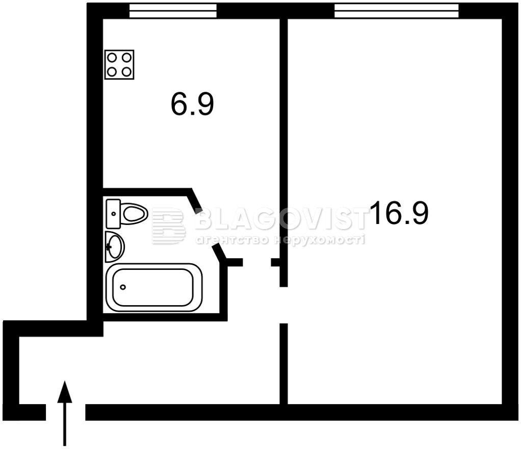 Квартира Z-781285, Дорогожицкая, 16, Киев - Фото 2