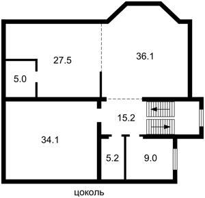 Будинок Ворзель, X-31358 - Фото 2