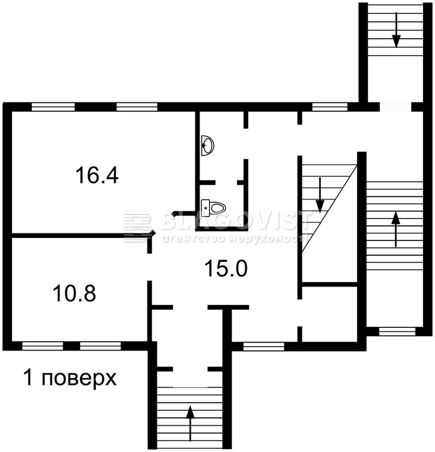 Нежитлове приміщення, H-50302, Панаса Мирного, Київ - Фото 5