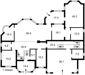 Будинок Юрівка (Києво-Святошинський), Z-790864 - Фото 2