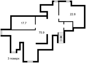 Будинок Юрівка (Києво-Святошинський), Z-790864 - Фото 4