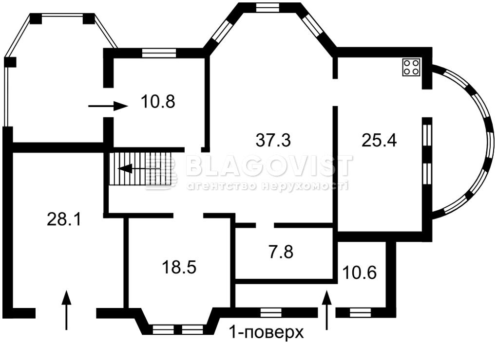 Дом A-105994, Парниковая, Власовка - Фото 2