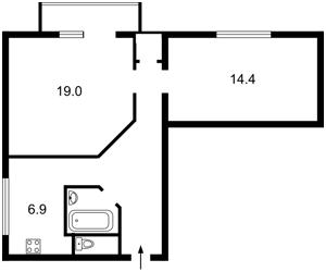 Квартира H-50337, Василевской Ванды, 6, Киев - Фото 3