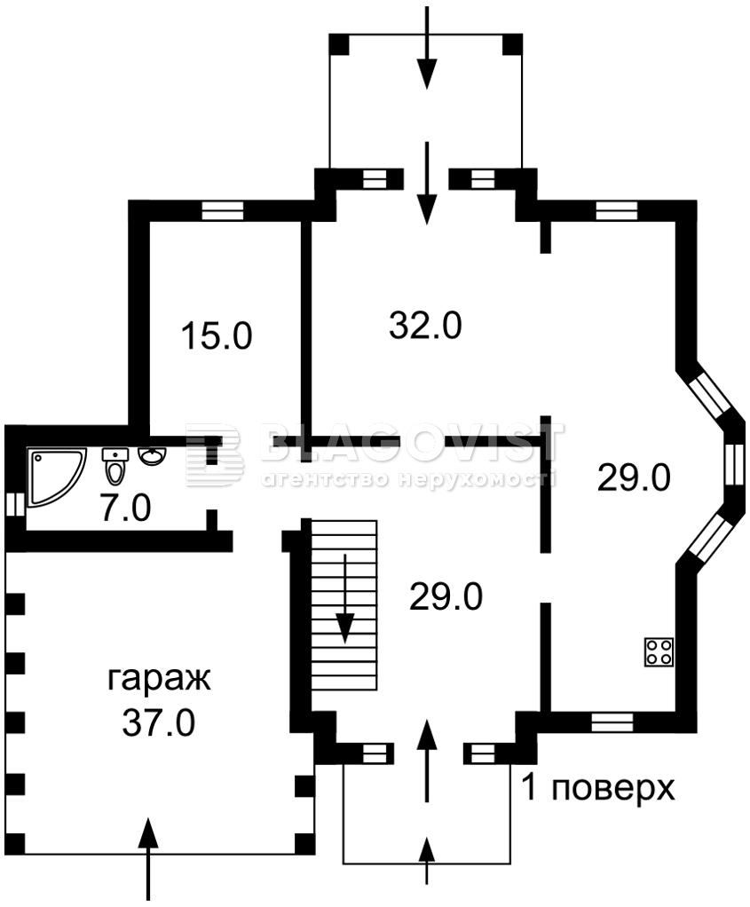 Дом R-39850, Боярская, Крюковщина - Фото 2