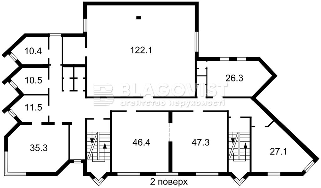 Нежилое помещение, R-37583, Эрнста, Киев - Фото 5