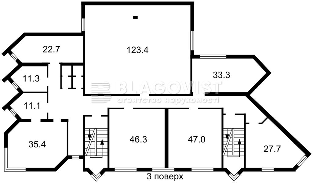 Нежилое помещение, R-37583, Эрнста, Киев - Фото 6