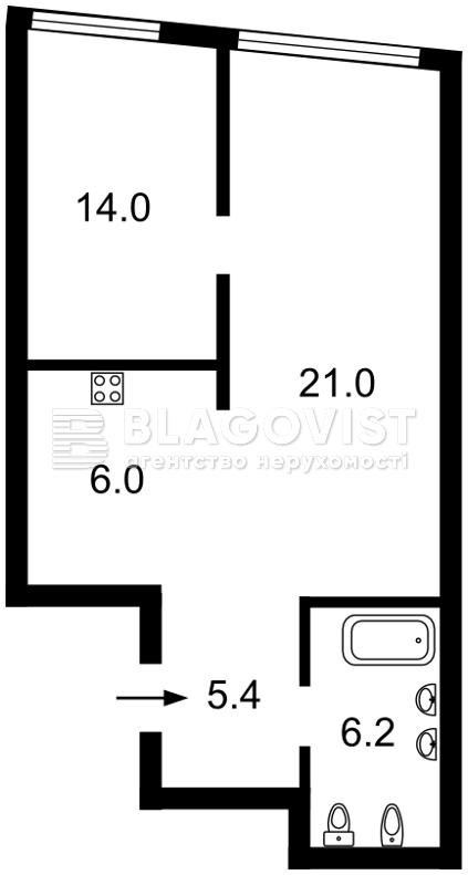 Квартира Z-791514, Заречная, 4 корпус 2, Киев - Фото 5