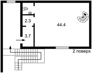 Нежитлове приміщення, P-29922, Вербицького Архітектора, Київ - Фото 2