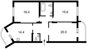 Квартира H-50368, Науки просп., 62а, Киев - Фото 4